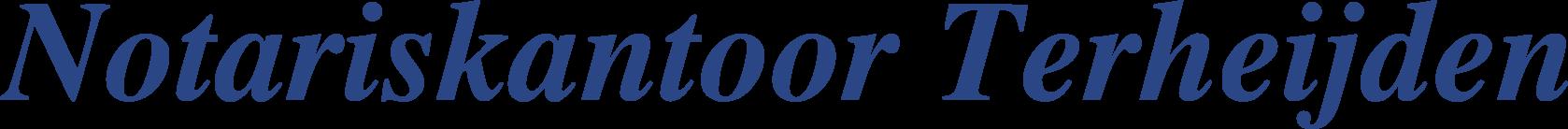 Notariskantoor Terheijden Logo